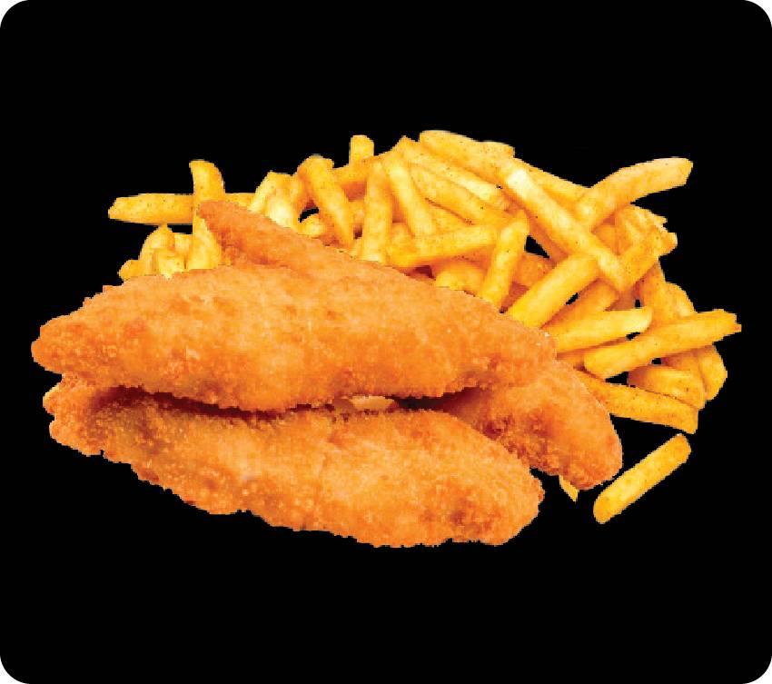 Chicken Strips & Chips